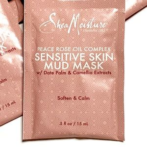 SHEA MOISTURE_PEACE ROSE OIL_MUD MASKS BUNDLE
